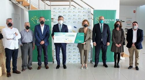 Fundación Asla recibe su premio 'WORKIN' por la capacidad de adaptación de sus líneas de negocio post-Covid.
