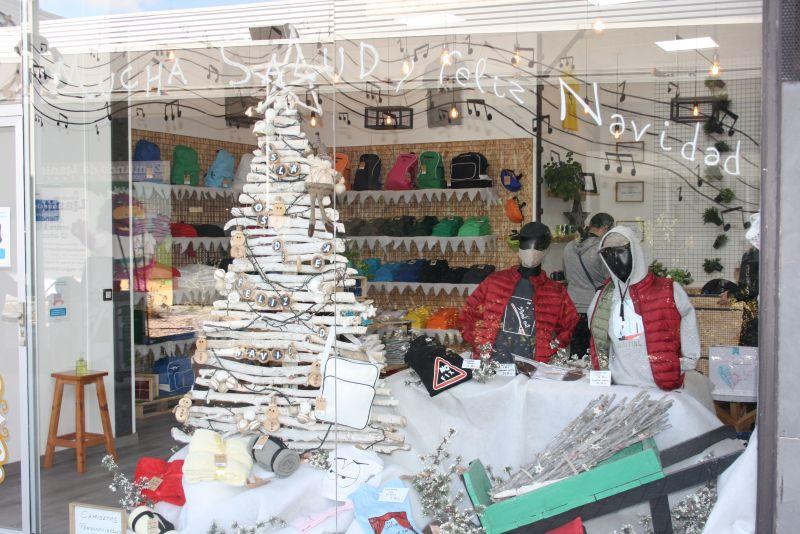 Ha llegado la Navidad a la tienda de Asla en Imaginalia