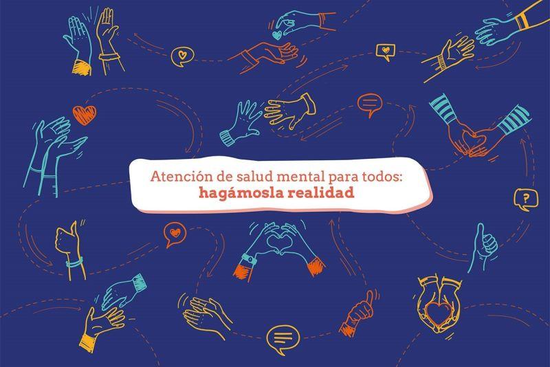 10/10/2021 - Día Mundial de la Salud Mental